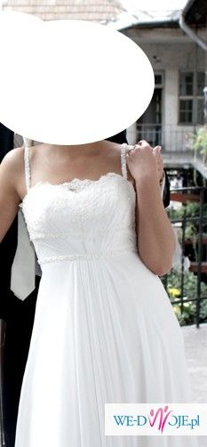 Wyjątkowa Suknia ślubna NABLA