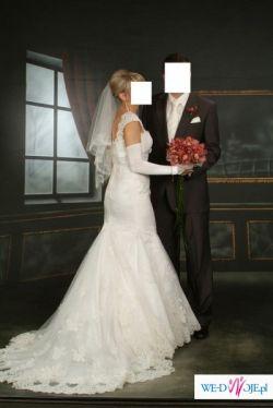 Wyjątkowa suknia ślubna Perle z salonu Lilea