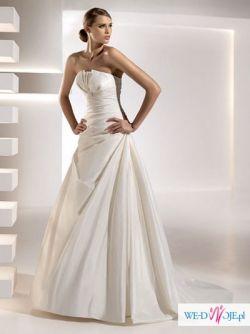 Wyjątkowa suknia ślubna PRONOVIAS GERALDINE