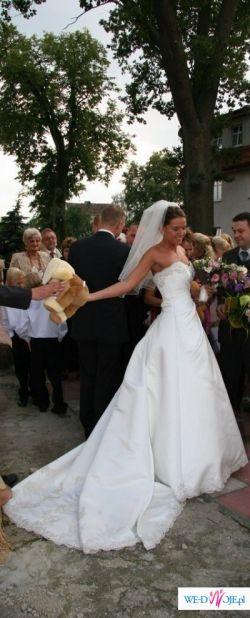 Wyjątkowa Suknia Ślubna - Samara Linette - Maggie Sottero