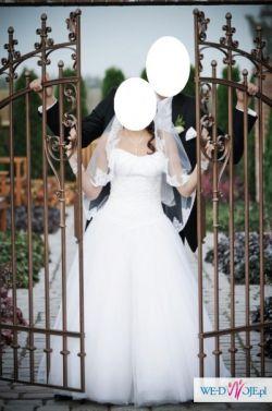 Wyjątkowa suknia ślubna Sincerity