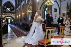 Wyjątkowa suknia ślubna Sincerity rozm. 34/36