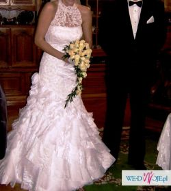 WYJĄTKOWA Suknia ślubna Sposabella 602