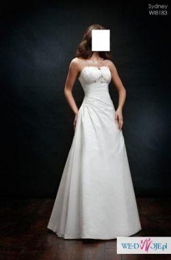 """Wyjątkowa suknia ślubna """"SYDNEY""""! Jak nowa!"""
