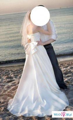 Wyjątkowa suknia ślubna szuka kolejnej panny młodej