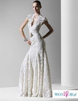 wyjątkowa suknia ślubna szyta na zamówienie