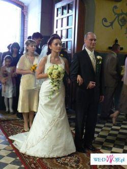 wyjątkowa suknia ślubna z kolekcji Sweetheart
