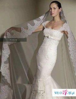 Wyjątkowa suknia ślubna z salonu Lilea