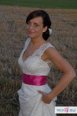 Wyjątkowa suknia własnego projektu!!!