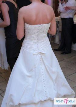 Wyjątkowa suknie dla wyjątkowej kobiety!!!