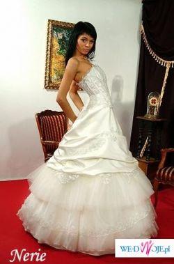 Wyjątkowo Śliczna Suknia Ślubna!!