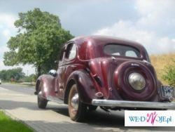 Wynajem zabytkowego auta - FORD PILOT V8 1951