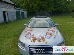 Wynajmę auto do ślubu