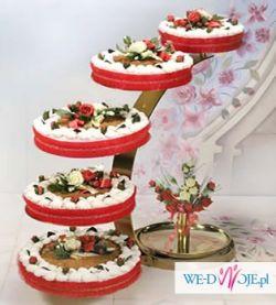 wynajmnę bardzo ładny stelaż na tort