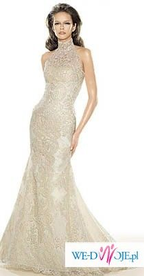 Wypożyczę piękną suknie La Sposa
