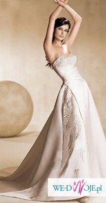 wypożyczę suknię ślubną Planeta