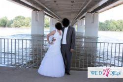 Wyszczuplająca suknia ślubna :):)