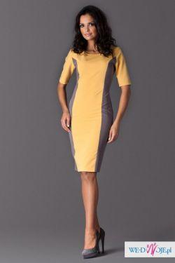 a854d9fd8 Wyszczuplające, eleganckie sukienki wizytowe - Odzież damska ...