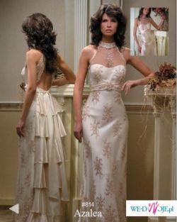 Z Panny W Motyla Wyjątkowa Suknia ślubna Na Sprzedaż