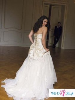 Zachwycająca Suknia Ślubna Sincerity Bridal 3511 z USA - kolekcja 2009, śliczna