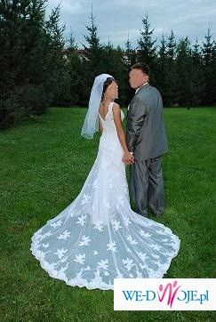 zachwycajaca suknia Sonar!!!