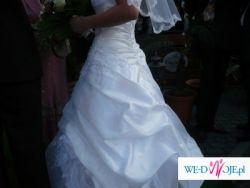 Zamość, suknia ślubna z firmy Gala