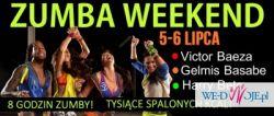 Zapraszamy na weekend z ZUMBĄ do Szkoły Tańca Bestime!