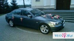 Zawiozę do ślub BMW E60 Parczew
