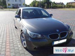 Zawiozę do ślubu BMW E60 Radzyń Podlaski