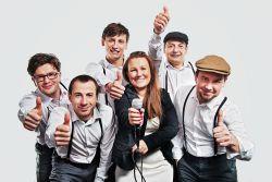 Zespół 6os. na wesele 100% Live 2018!! Take Cover!