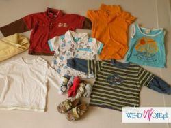 Zestaw ciuszków dla dziecka (używane) Cena:30zł