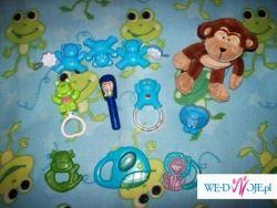 Zestaw zabawek dla maluszka !!! Polecam :))