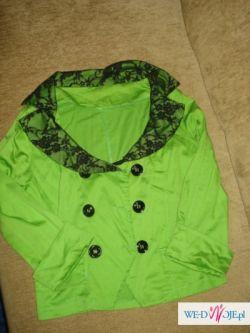 zielony komplecik