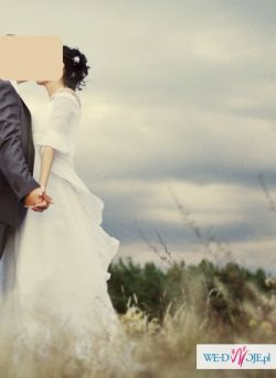 Zjawiskowa i wyjątkowa suknia ślubna Cosmobella 7061