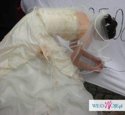 Zjawiskowa Sukni ślubna rozmiar 36.
