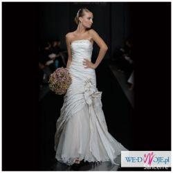 Zjawiskowa suknia ślubna Ian Stuart model Sancerre