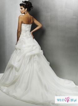 Zjawiskowo piekna suknia ślubna , cenionej amerykańskiej firmy Meggie Sottero