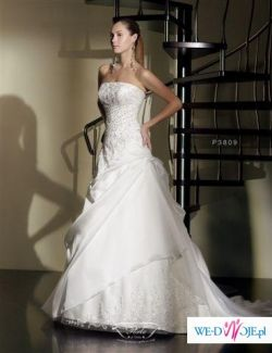 Zmysłowa i subtelna suknia ślubna włoskiej kolekcji La Perla