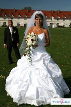 Zrób wrażenie. Piękna suknia.To Twój dzień!!! Musisz wyglądac wyjątkowo