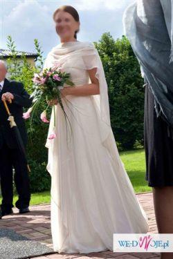 Zwiewna suknia Nabla