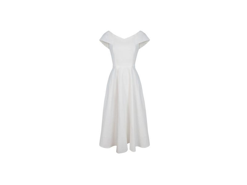 4319a73c2f Biała sukienka jest najlepsza na lato. Rozświetla i ujmuje lat - Shopping -  Polki.pl