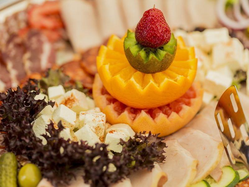Dekoracje Z Warzyw I Owoców 15 Inspiracji Porady