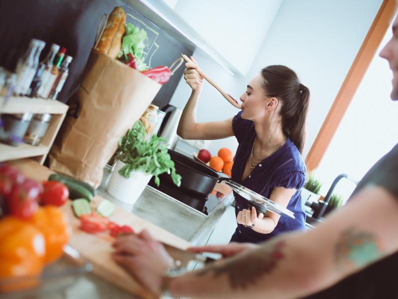 Dietetyczny Obiad 16 Banalnie Prostych Niskokalorycznych Dan