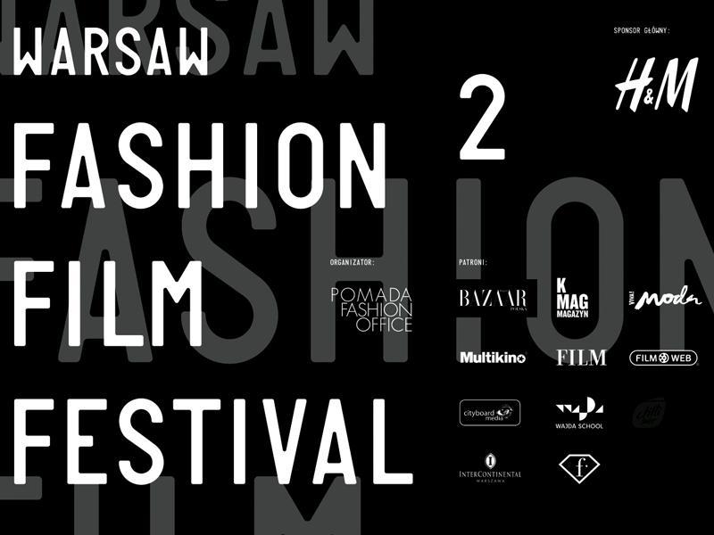 2. Warsaw Fashion Film Festival już w marcu!