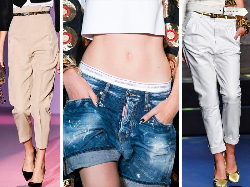 3 modne fasony spodni na ciepłe miesiące
