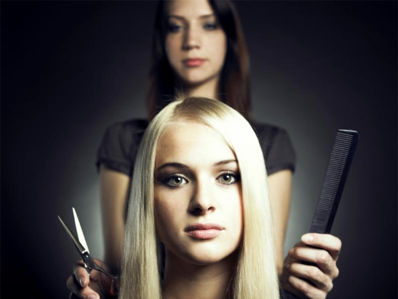 3 najczęstsze problemy u fryzjera