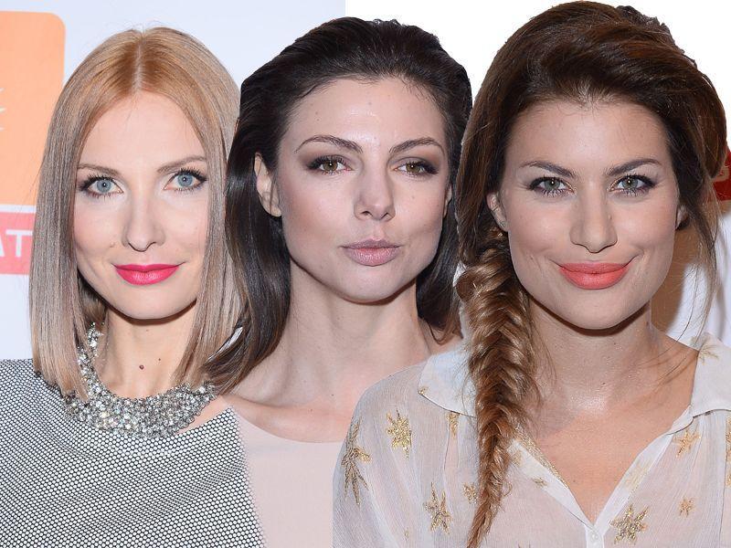 4 najlepsze stylizacje na wiosennej ramówce Polsatu