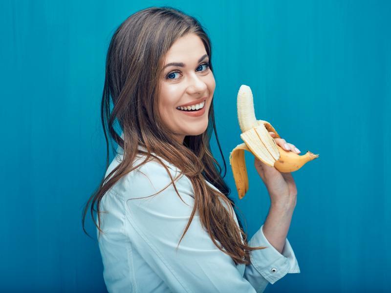 4 ważne powody, dla których powinnaś jeść banany