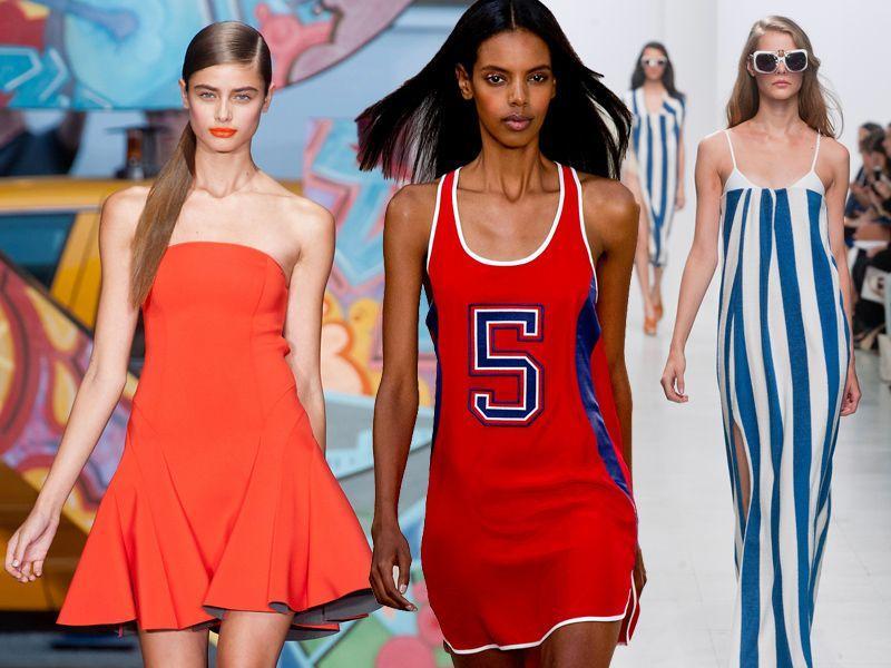 5 hitowych krojów sukienek na nadchodzący sezon