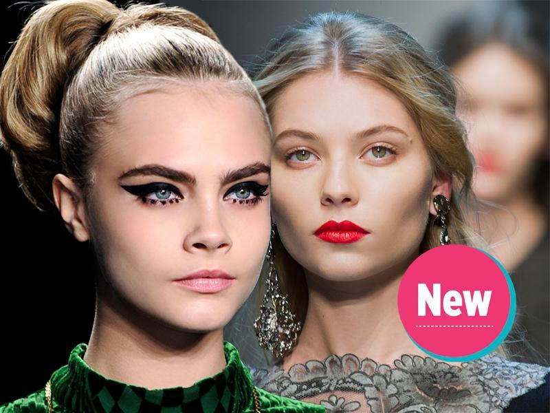 5 makijaży, które będą na topie jesienią 2013